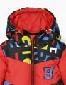 Зимняя куртка на синтепоне для мальчика